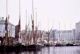 Ipswich barges late 70's