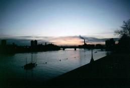 Thames dusk