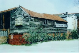 The Black Barn, Bond Street Ipswich