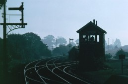 WESTERFIELD JUNCTION EARLY MORNING