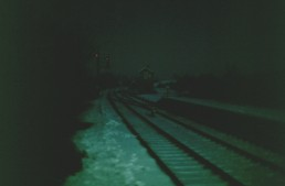 WESTERFIELD STN IN MID WINTER